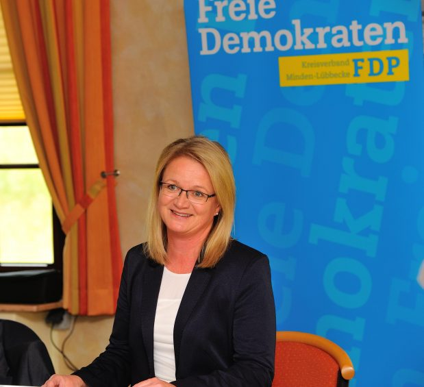 Dr. Sonja Gerlach nominiert