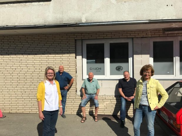 Gute Gespräche in Veltheim
